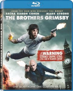The Brothers Grimsby Blu-ray Review: Most Expensive D*ck Joke Ever
