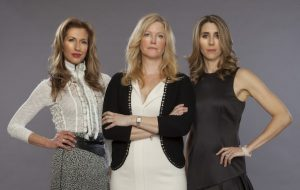 Equity Press Conference: Anna Gunn, Sarah Megan Thomas, Alysia Reiner and Meera Menon