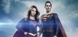 1st look at CW's version of SUPERMAN!