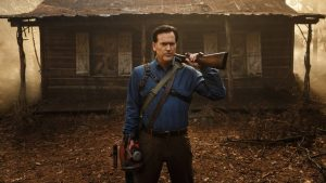 THE NERD REPORT PODCAST Ep 26: Interview with Bruce Campbell from Ash Vs. Evil Dead