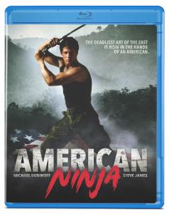 American Ninja 1-4 Blu-ray Review