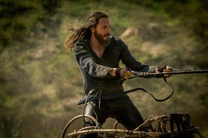 Ben-Hur Roundtable: Jack Huston On The Slave Ship And Chariot Race
