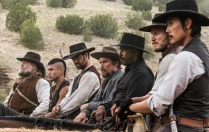 The Magnificent Seven Review: Gunfight At The It's Okay Corral