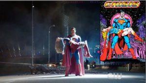 Supergirl in Crisis