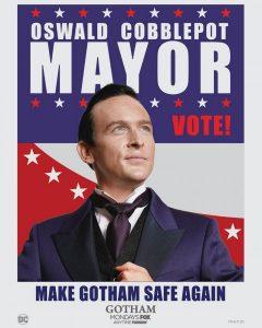 "GOTHAM Recap:  ""All Hail Mayor Cobblepot"""