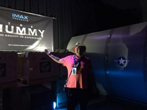 Fly With Tom Cruise In The Mummy VR Experience At SXSW