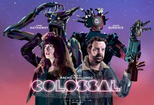 'Colossal' Robot Poster!