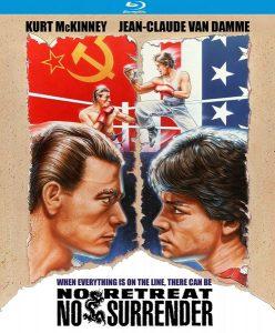 <em>No Retreat, No Surrender</em> Blu-ray Review