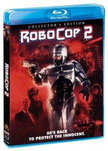 <em>Robocop 2</em> and <em>3</em>: Collectors Edition Blu-ray Review