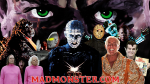 """MAY 19th-21st MAD MONSTER SUMMONS HELLRAISER'S """"PINHEAD"""" IN FULL MAKEUP FOR ARIZONA'S ANNUAL HORROR & POP CULTURE CONVENTION!"""