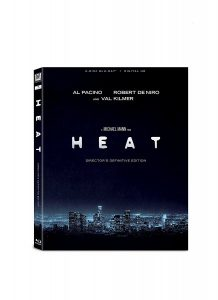 Heat: Director's Definitive Edition Blu-ray Review