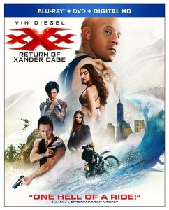 xXx: Return of Xander Cage Blu-ray Review