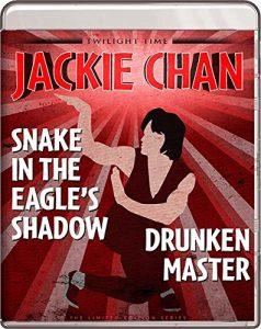 <em>Snake in the Eagle's Shadow/Drunken Master</em> Blu-Ray Review