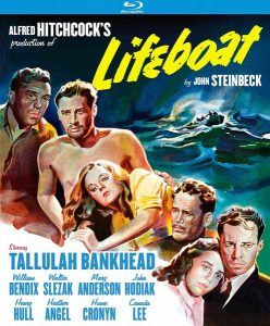 <em>Lifeboat</em> Blu-ray Review