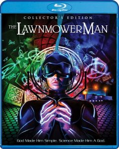 <em>The Lawnmower Man</em> Collector's Edition Blu-ray Review