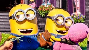 Free Advance Screening Passes to DESPICABLE ME 3 in Dallas, TX