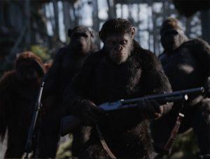 <em>War For The Planet Of The Apes</em> Review: Gorilla Warfare