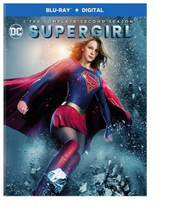 <em>Supergirl</em>: The Complete Second Season Blu-ray Review