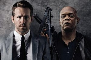 THE HITMAN'S BODYGUARD Movie Passes & Prize Pack Giveaway