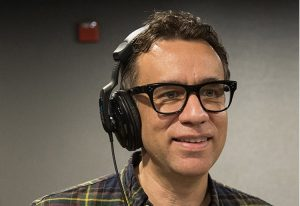 Exclusive Interview: Fred Armisen On <em>The LEGO Ninjago Movie</em>