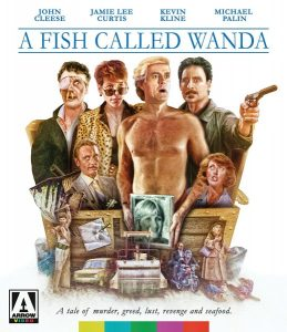 <em>A Fish Called Wanda</em> Blu-ray Review: Diamonds From The Vault