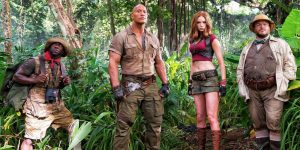Win Free Advance Screening Passes to JUMANJI in San Jose, CA