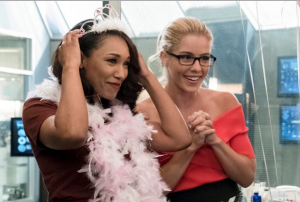 """THE FLASH Recap: """"Girl's Night Out"""""""