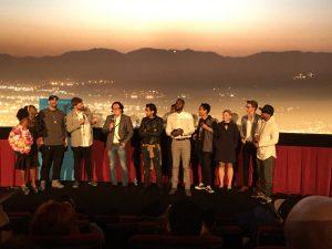 AFI Fest: <em>Bodied</em> Q&A with Joseph Kahn, Calum Worthy, Dizaster, Prospek and Shoniqua Shandai