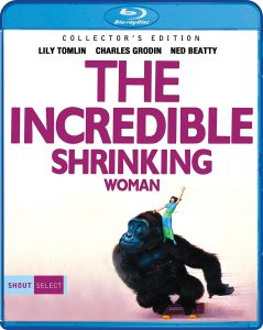 <em>The Incredible Shrinking Woman</em> Blu-Ray Review