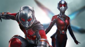 ANT-MAN AND THE WASP: The TRAILER Is here