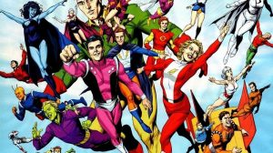 SUPERGIRL presents: The Legion Of Superheroes