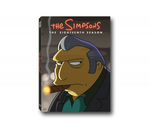 The Simpsons Season 18 DVD Review