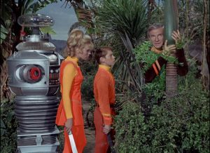 Danger Will Robinson! LOST IN SPACE is Back