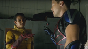 DC LEGENDS OF TOMORROW: Welcome Wally West