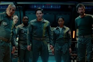 CLOVERFIELD PARADOX Review!