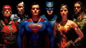 JUSTICE LEAGUE: Available on Dvd/Blu-Ray