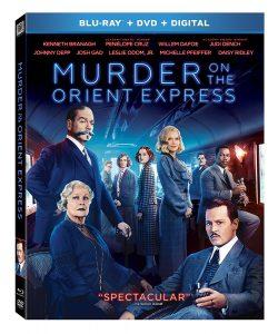 <em>Murder on the Orient Express</em> Blu-ray