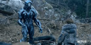NETFLIX's LOST IN SPACE: Available Now!!!