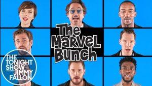 AVENGERS: The Marvel Bunch