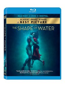 <em>The Shape of Water</em> Blu-Ray Review