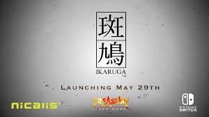 IKARUGA Coming To The Nintendo Switch!