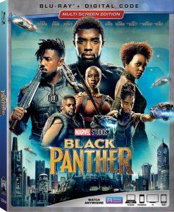 <em>Black Panther</em> Blu-ray Review