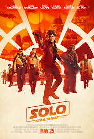 SOLO: A STAR WARS STORY – 1st impression