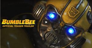 BUMBLEBEE: Official Trailer