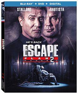 <em>Escape Plan 2</em> Blu-Ray Review