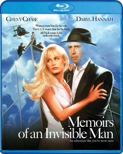 <em>Memoirs of an Invisible Man</em>Blu-ray Review: See These Wonderful Effects