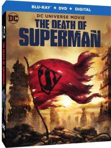 COMIC-CON 2018: THE DEATH OF SUPERMAN PREMIERE