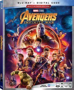 <em>Avengers: Infinity War</em> Blu-ray Review: Even More Bonus Avengers