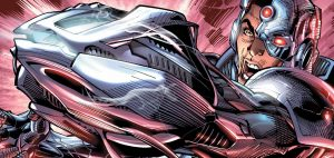 CYBORG: The TV VERSION is Joivan Wade