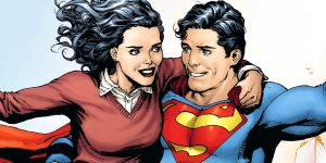 THE CW's CROSSOVER EVENT TO FEATURE SUPERMAN AND LOIS LANE